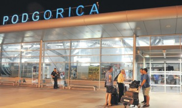 Podgorica Airport maintains growth momentum