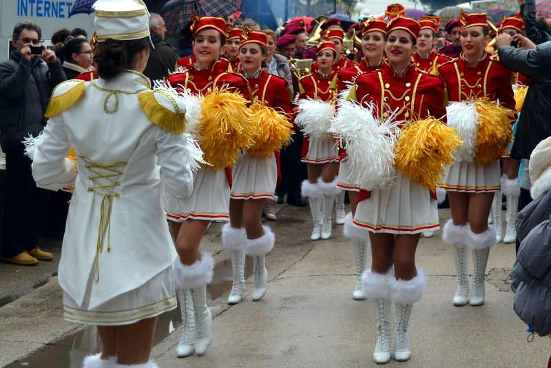 """Mimosa festival"" in Herceg Novi"