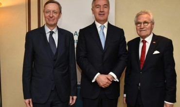 German businessmen: We'll strengthen relations with a small, but beautiful country