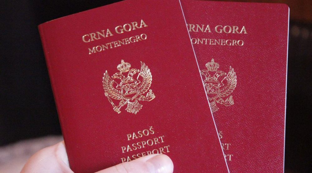 Three mediation agents for the acquisition of Montenegrin passport