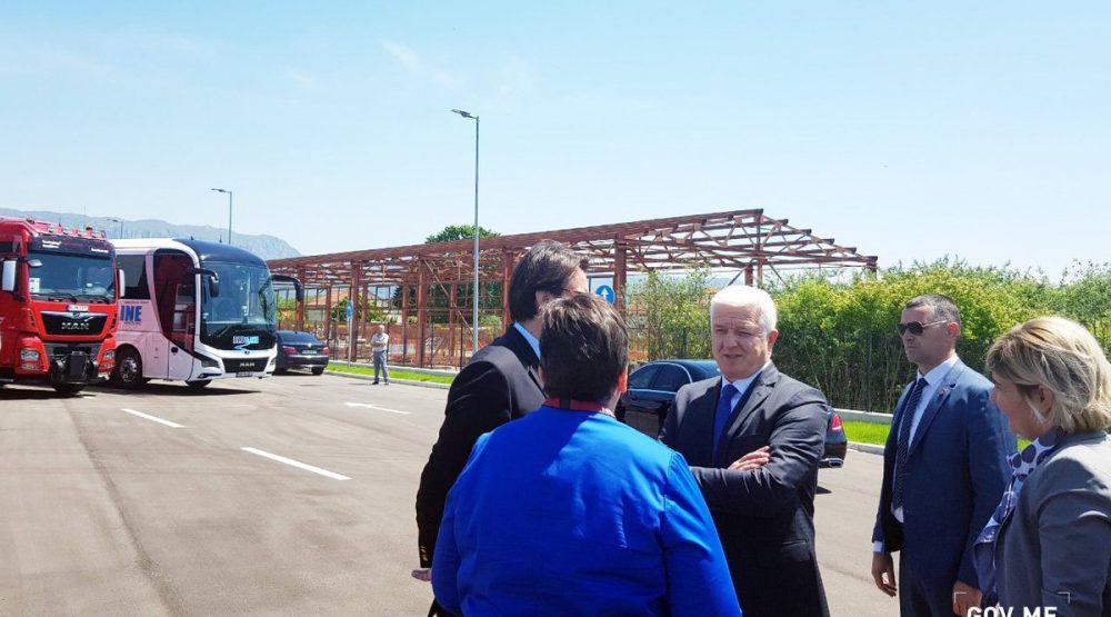 The Prime Minister opened MAN center in Danilovgrad