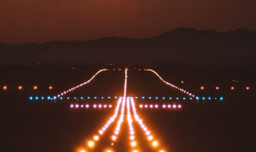 Tivat Airport studying nighttime operations