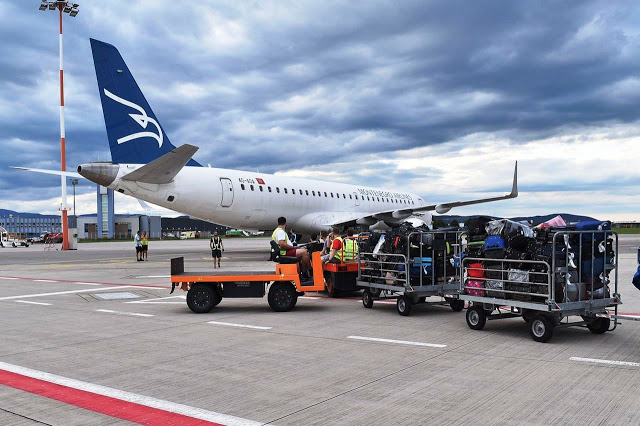 Airports of Montenegro welcomed over 1 million passengers