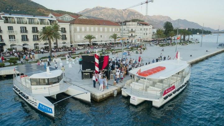 The Tivat-Herceg Novi boat line starts on Monday