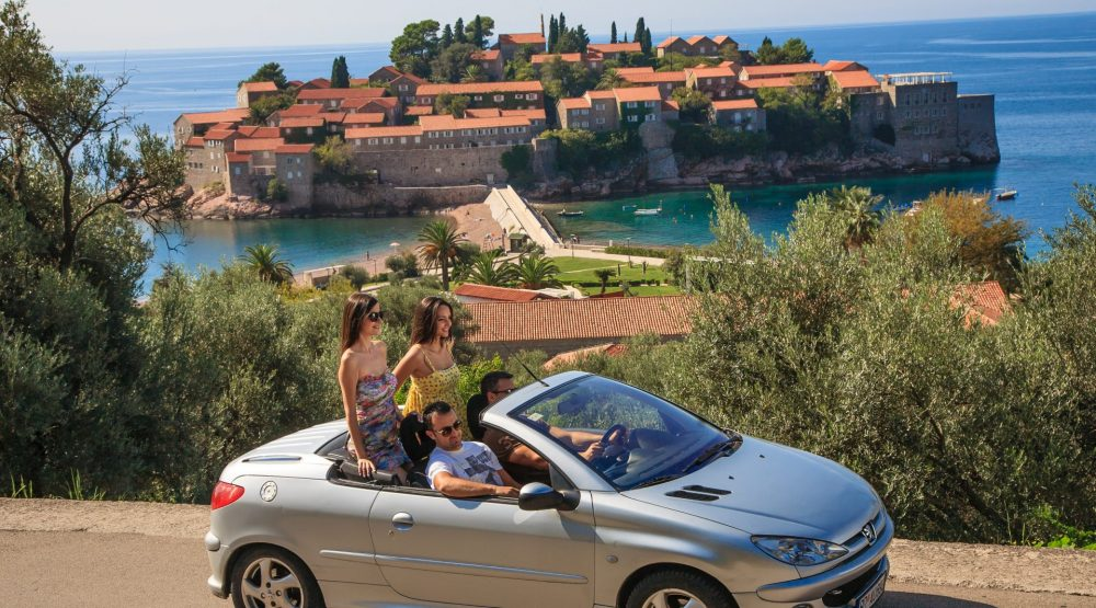 Budva the most visited city in Montenegro