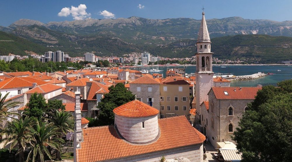 Tourists from Western European countries return to Budva