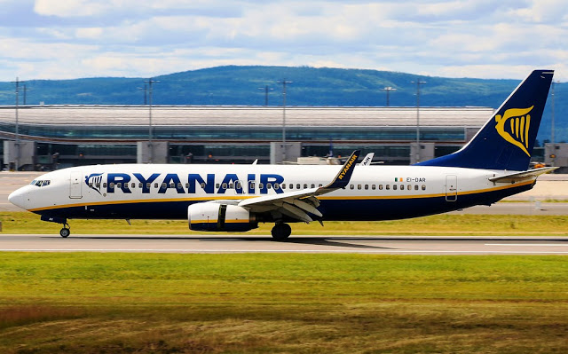 Ryanair restores routes to/from Podgorica from 1 July