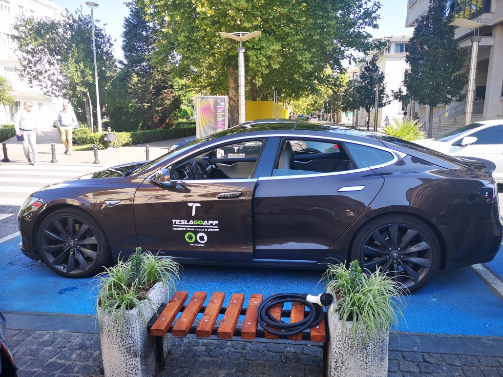 Charging electric cars in Podgorica free of charge for one year