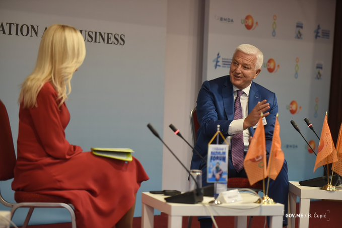 PM Marković at Miločer Development Forum: More responsible attitude towards the environment