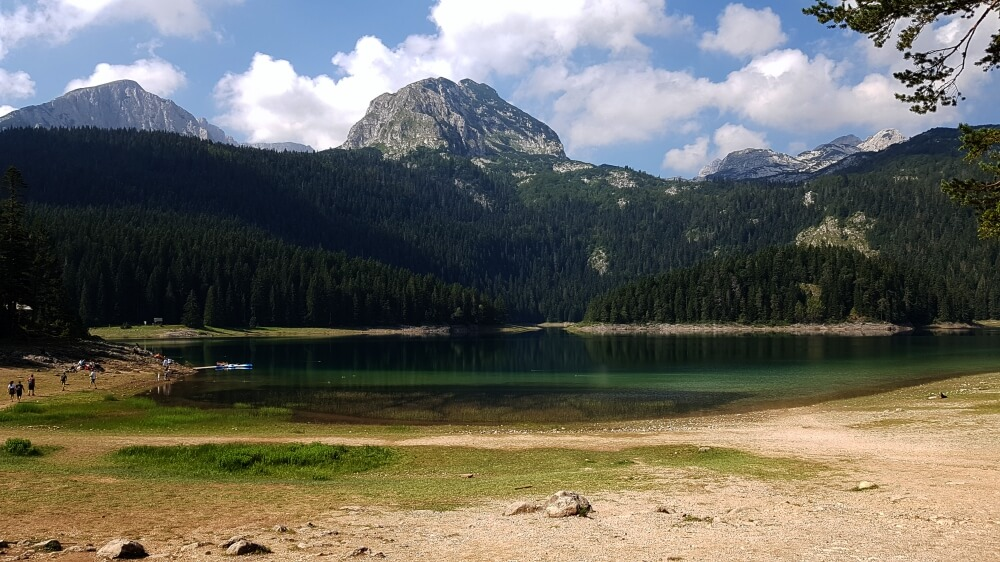 Žabljak: Black Lake