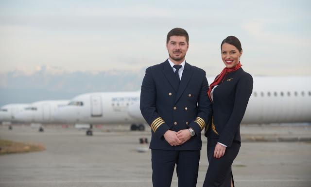 Montenegro Airlines: 2019/2020 winter season