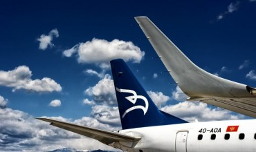 Montenegro Airlines starts to fly to Paris, Bari and Naples