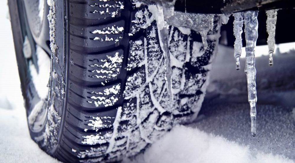 Winter tires required from November 15th