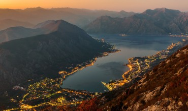 The beauty of Montenegro from a different perspective