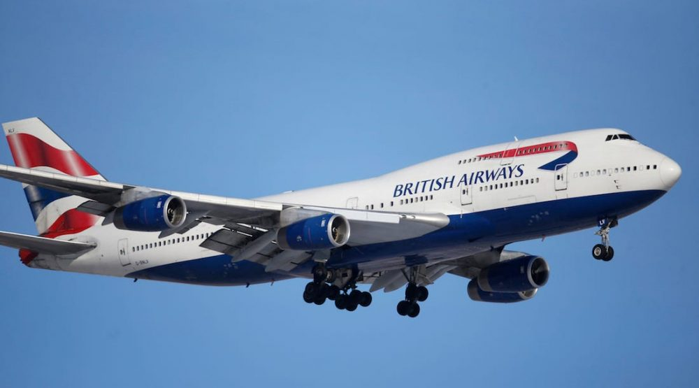 British Airways to launch Podgorica flights