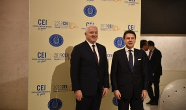 Montenegro takes over chairmanship of the Central European Initiative (CEI)