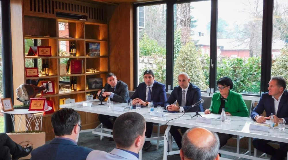 Cetinje: First International prosciutto fair in June