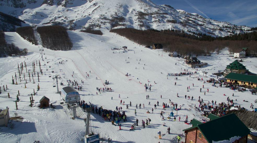 Zabljak: Opening of ski centre Savin Kuk