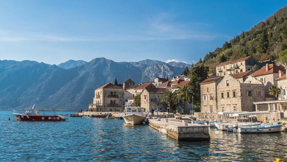 Bild: Montenegro is a trend destination for Germans