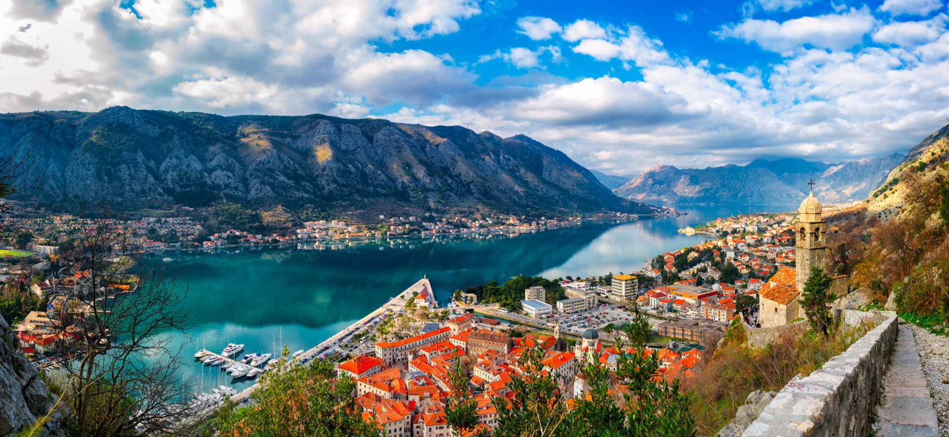 Buscardini: Montenegro is the pearl of the Balkans