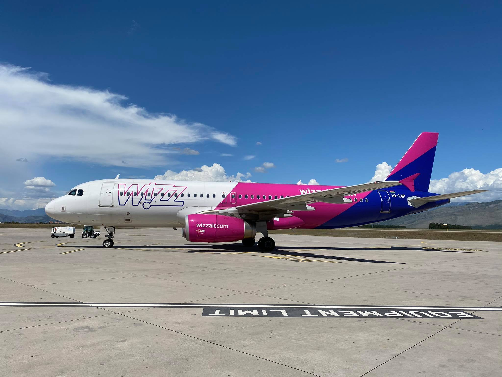 Wizz Air: New route from Podgorica