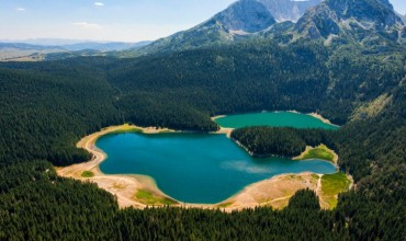 Montenegro in the top 10 dream destinations in the world