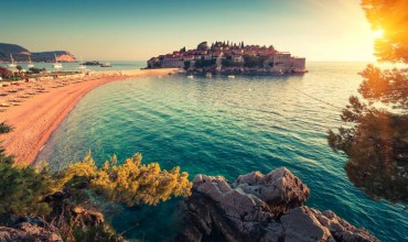 British CN Traveller: Montenegro has one of the most beautiful beaches in Europe