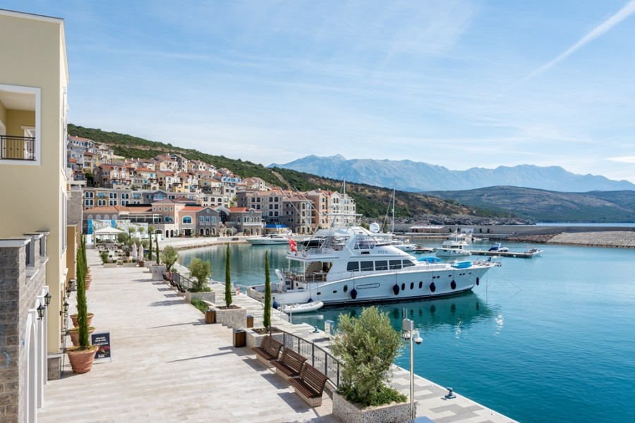 Exclusive resort to be built on Luštica
