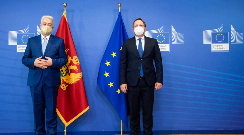 Montenegro's strategic goal is to be 28th EU member state