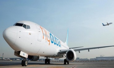 Fly Dubai continues to operate to Tivat twice a week