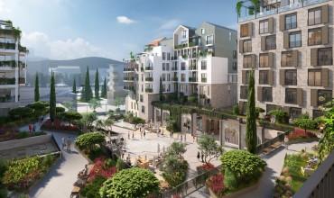 Boka Place – new urban quarter within Porto Montenegro